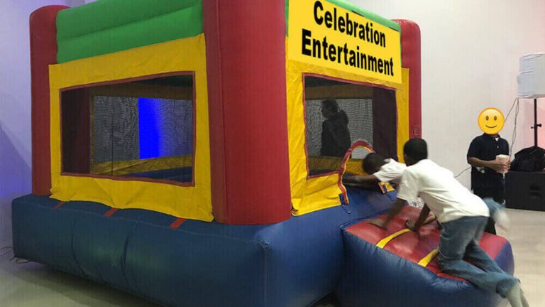 Bounce house rentals slider Photo 01