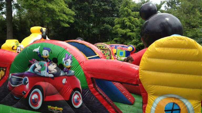 Bounce house rentals slider Photo 07