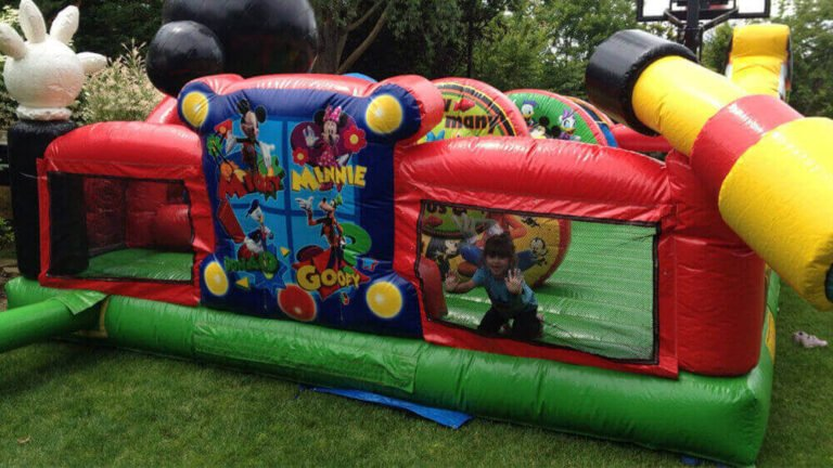 Bounce house rentals slider Photo 09